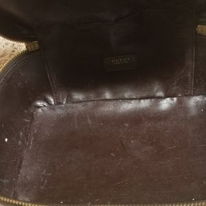 Gucci Bags - Vintage Gucci Cosmetic case